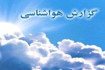 19 میلیمتر باران در مشهد بارید