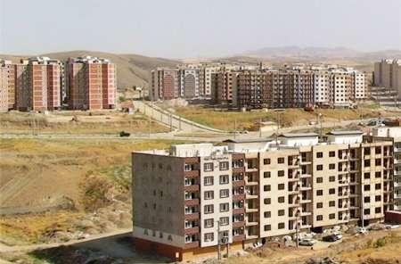2400 واحد مسکن مهردردولت یازدهم در بروجرد افتتاح شد