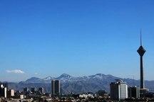 کیفیت هوای پایتخت است