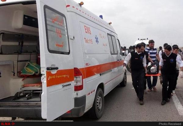 آماده باش کامل اورژانس یزد برای حوادث احتمالی چهارشنبه سوری