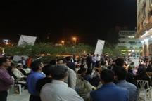 داغ تر شدن تنور تبلیغات انتخابت در کرمان