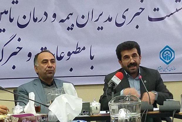 ضریب نفوذ بیمه تامین اجتماعی در کردستان 40درصد است