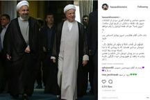 حضور حماسى مردم یک نقطه درخشان در تاریخ ایران ساخت/ جاى خالى آقاى هاشمى امروز بیشتر احساس مى شود