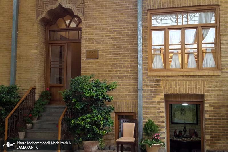 خانه موزه شهید مدرس