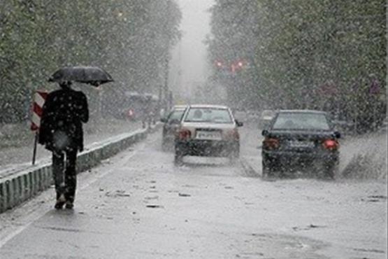 هشدار هواشناسی درباره بارشهای رگباری در کشور