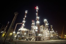 ساخت مرحله چهارم پالایشگاه نفت ستاره خلیج فارس آغاز شد