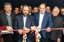 ساختمان دانشکده فنی و مهندسی دانشگاه دامغان افتتاح شد