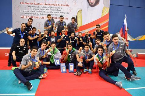 تمجید فدراسیون جهانی والیبال از عملکرد نوجوانان ایران