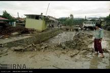 روستای «ماوا» در یک قدمی مدفون شدن زیر سیلاب است