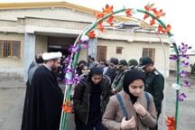 420 دانش آموز اشنویه ای به مناطق عملیاتی اعزام شدند