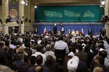 روحانی: پس از یکسال صبر راهبردی، اگر از تعهدات خود در برجام بکاهیم هیچ کس نمیتواند ما را ملامت کند