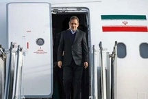 ورود معاون اول رئیسجمهور به مشهد  افتتاح چند پروژه تولیدی و دامپروری