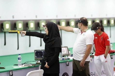 تیرانداز المپیکی ایران: خوشحالم در آخرین شانس سهمیه را گرفتم