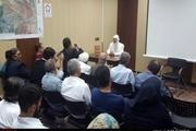 گزارش تصویری نشست روز صنایع دستی انجمن تاریانا در خانه سازمان های مردم نهاد اهواز