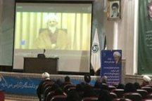 واحد بانوان مجمع عالی حکمت اسلامی در مشهد افتتاح شد