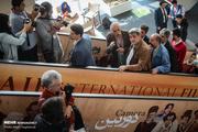 ششمین روز جشنواره جهانی فیلم فجر+ تصاویر