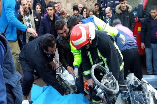 حادثه ریزش دیوار مسکن مهر مهاباد در کمیته بحران بررسی شد