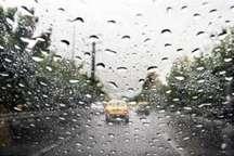 رگبار و وزش باد شدید پیش بینی هواشناسی سمنان