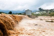 مرگ 2 نفر در شهرستان هریس بر اثر سیل