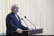 ظریف: گروه D8 با تحریم های آمریکا مقابله کند