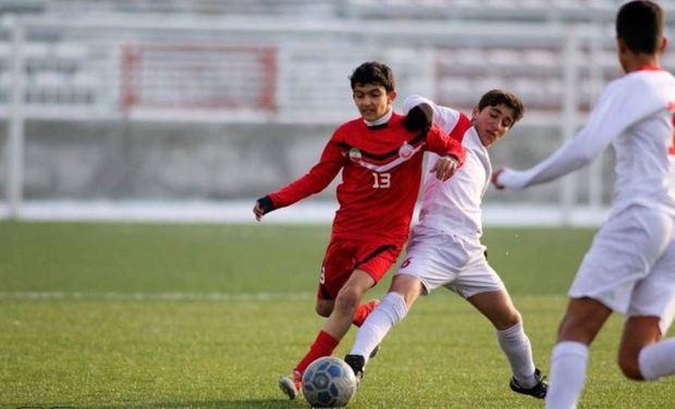 تیم فوتبال نوجوانان فولاد یزد از البدر بندرکنگ شکست خورد