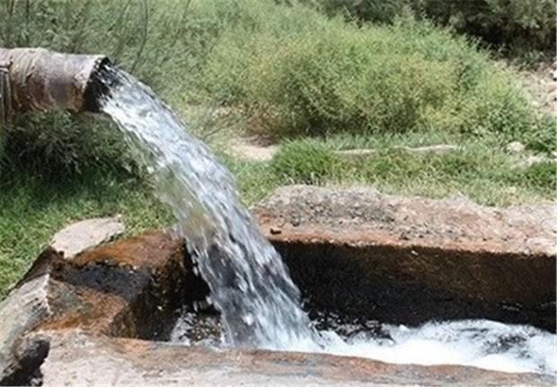 160 میلیون مترمکعب آب از چاه های مجاز کردستان اضافه برداشت می شود