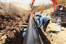 بزرگترین روستای خراسان شمالی به شبکه آب شرب شیروان وصل شد