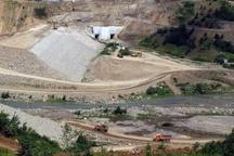 پیشرفت 60 درصدی ساخت سد پلرود در رودسر