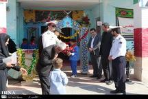 جشن شکوفه ها با 700 دانش آموز در فیروزکوه برپا شد
