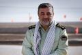 ورود فرمانده نیروی انتظامی به استان خوزستان