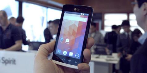 معرفی یک اسمارت فون دیگر از چهارگانه ال جی؛ LG Joy