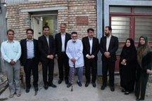 اولین پلاک ماندگار هنرمندان صنایع دستی گلستان در گنبد نصب شد