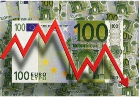 رکورد شکنی منفی یورو/ کمترین ارزش در 11 سال