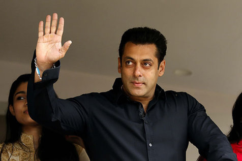 سلمان خان ستاره بالیوود از اتهام شکار غیرقانونی تبرئه شد