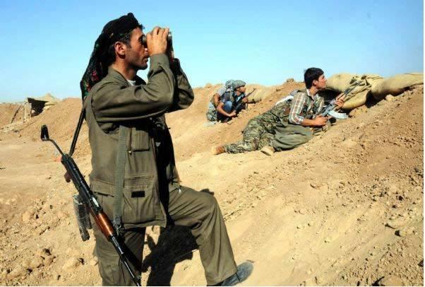خوش به حال کوبانی که چنین مردمانی دارد/ در کردستان سوریه چه خبر است؟