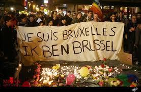 وداع بروکسل با عزیزانش + عکس