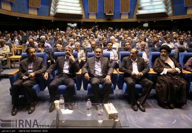 گردهمایی برخی وزرا و مدیران دولت نهم و دهم (یکتا)+ تصاویر