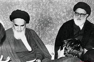 امام خمینی: به من تسلیت بدهید...
