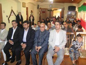مراسم جشن دهه فجر در مدرسه امام خمینی (س) در پرتوریا برگزار شد