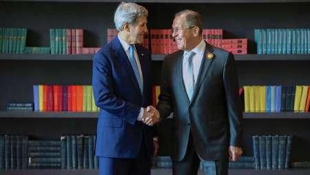 گفتگوی تلفنی لاوروف و کری در مورد مساله هسته ای ایران