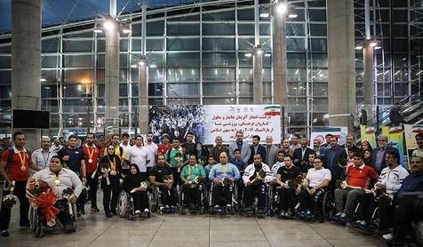 جدول نهایی توزیع مدالهای پارالمپیک ۲۰۱۶/ ایران پانزدهم شد