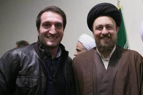 تبریک سیدحسن خمینی به مناسبت آغاز سال نو میلادی