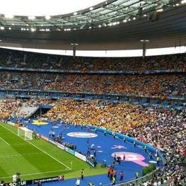 اینجا استادو فرانس؛ 1 ساعت پیش از شروع بازی