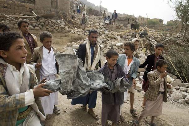 تهاجم نظامی به یمن، توری است که صهیونیست ها برای آل سعود تدارک دیده اند