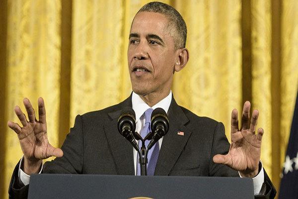 اوباما دستور حمله به ارتش سوریه را صادر کرد