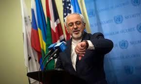ظریف امشب به تهران برمی گردد
