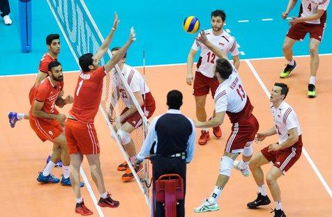 رقابت بلندقامتان ایرانی در شبکه ورزش
