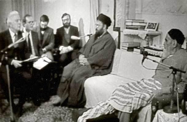 پاسخ گورباچف به امام :پیام شما ملاحظات عمیق راجع به سرنوشت بشریت دارد