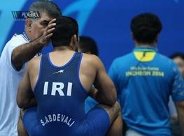 عکسی که مسئولان برگزار کننده بازی های آسیایی منتشر کردند/ فن فیتوی عبدولی خطا بود؟