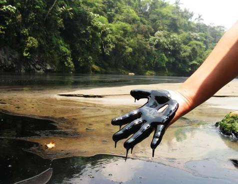 جی پلاس: آلودگی آب های آمازون با نفت + ویدیو